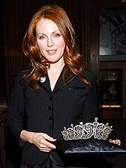 Julianne Moore Gets in the Spirit