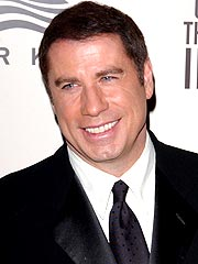 John Travolta Jets into N.Y.C. for Ice Cream!