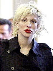 Courtney Love Charged with Felony Assault