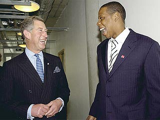 Jay-Z Calls Prince Charles 'Very Cool'