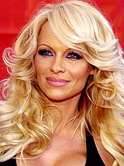 Pam Anderson Applies for a Marriage License