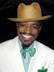 Andre 3000 Gets Ready for His Close-Up