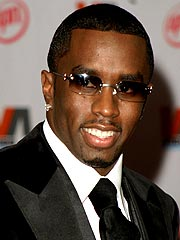 Newly Single Diddy Parties On in Baltimore