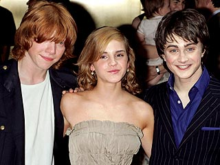 Puberty Pushing Harry Potter Stars Out