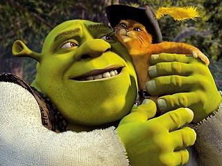Shrek Keeps Seeing Green at Box Office