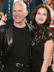 Bruce Willis, Brooke Burns Split Up