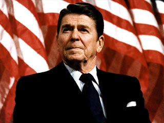 Friday to Be Day of Mourning for Reagan