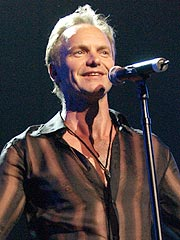 Sting Invites Fans to Exclusive Police Gig