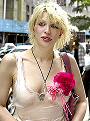 Courtney Love Becomes Comic Character