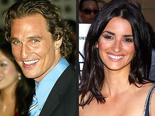 Matthew McConaughey & Penelope Cruz Are 'Separating'