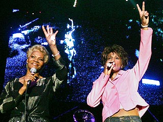 Whitney Houston Returns in Own 'Divas' Show