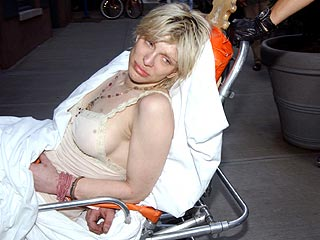 Lawyer: Courtney Love Back in Hospital
