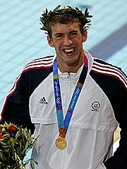 Michael Phelps Adds Two More Gold Medals