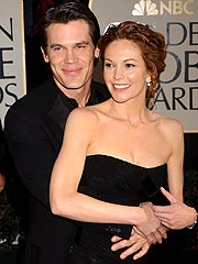 Diane Lane, Josh Brolin Wed in California