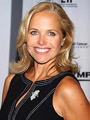 Katie Couric Promotes Cancer Screenings