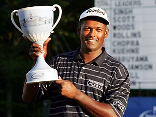 Tiger Beat: Vijay Singh New No. 1 Golfer