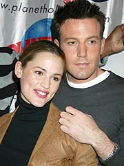 Ben Affleck and Jennifer Garner Engaged