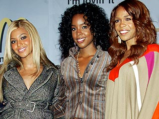 Destiny's Child Lovin' McDonald's Deal