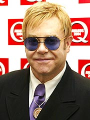 Elton John's 60th Birthday Rocks New York