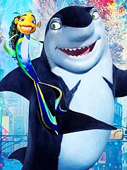 Shark Tale Swimming Strong at Box Office