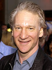 Bill Maher: Ex-Girlfriend Is a Con Artist