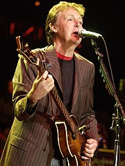 Paul McCartney Set for Super Bowl Halftime