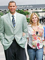 Baseball Star Alex Rodriguez, Wife Have Baby