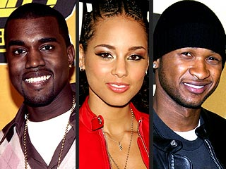 Kanye West, Alicia, Usher Lead Grammy Noms