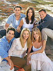 Emmy Noms: Friends Dissed, Angels Soars
