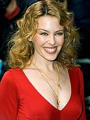 Kylie Minogue Gets Childish