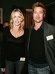Brad Pitt's Adopted Family