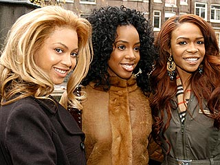 Destiny's Child's Miami Foursome
