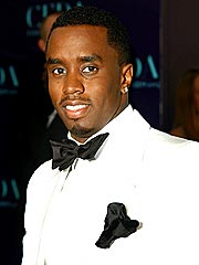 P. Diddy Late to Own Party
