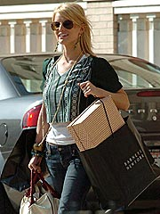 Jessica Simpson's Shopping Binge