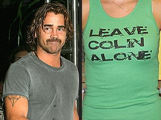 Colin Farrell: He's Tee'd Off