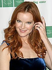 Marcia Cross's Wedding Plans