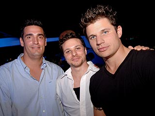 Nick Lachey's Boys' Weekend