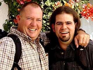 The Amazing Race's Ryan & Chuck
