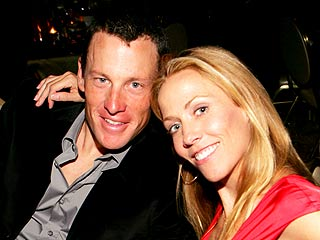 Lance Armstrong and Sheryl Crow Split