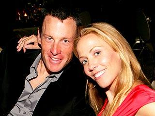 Lance Armstrong and Sheryl Crow Split