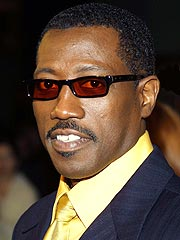 Wesley Snipes Sues over Paternity Claim