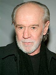George Carlin in Rehab for Alcohol, Drugs