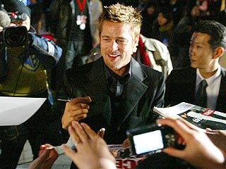 Brad Pitt on Roster for Tsunami Benefit