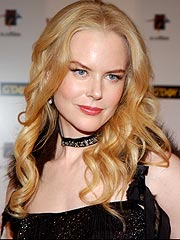 Kidman Goes Underground for New Movie