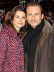 Christian Slater Re-Files Divorce Papers