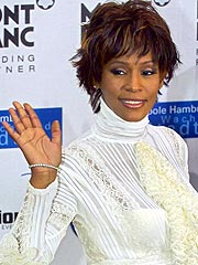 Whitney Houston Files for Divorce