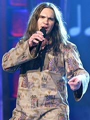 Idol's Bo Bice Breaks Foot Onstage