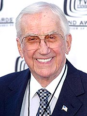 Hospitalized Ed McMahon Is Facing Illness with Courage