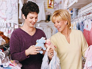 Joan Lunden's Second Set of Twins Arrives