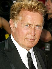 Martin Sheen Goes Back to School